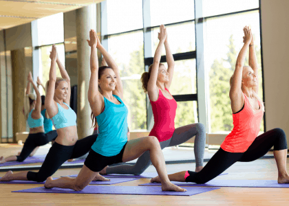 using ClickFunnels for Yoga studio marketing