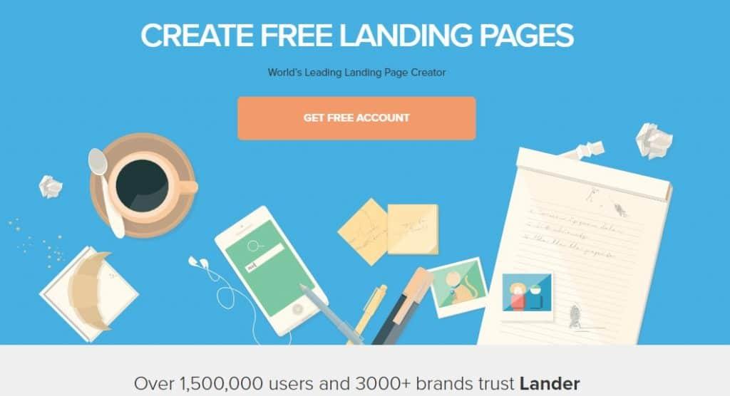 Lander-Best-Landing-Page-Builder