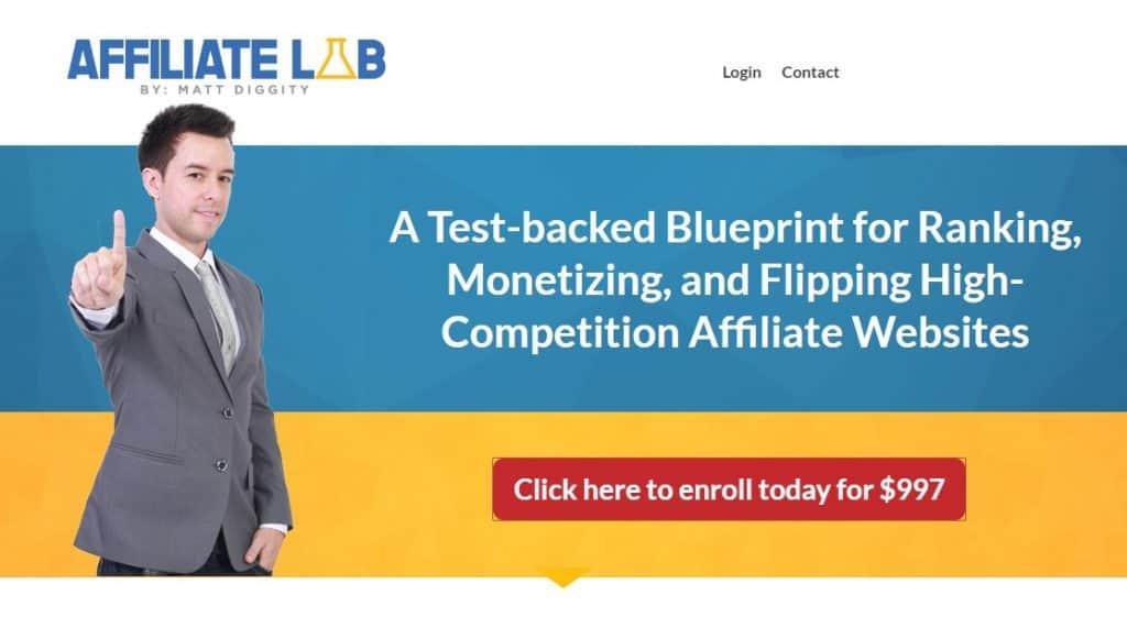 2.1-Affiliate-Lab-by-Matt-Diggity-Best-Affiliate-Marketing-Courses